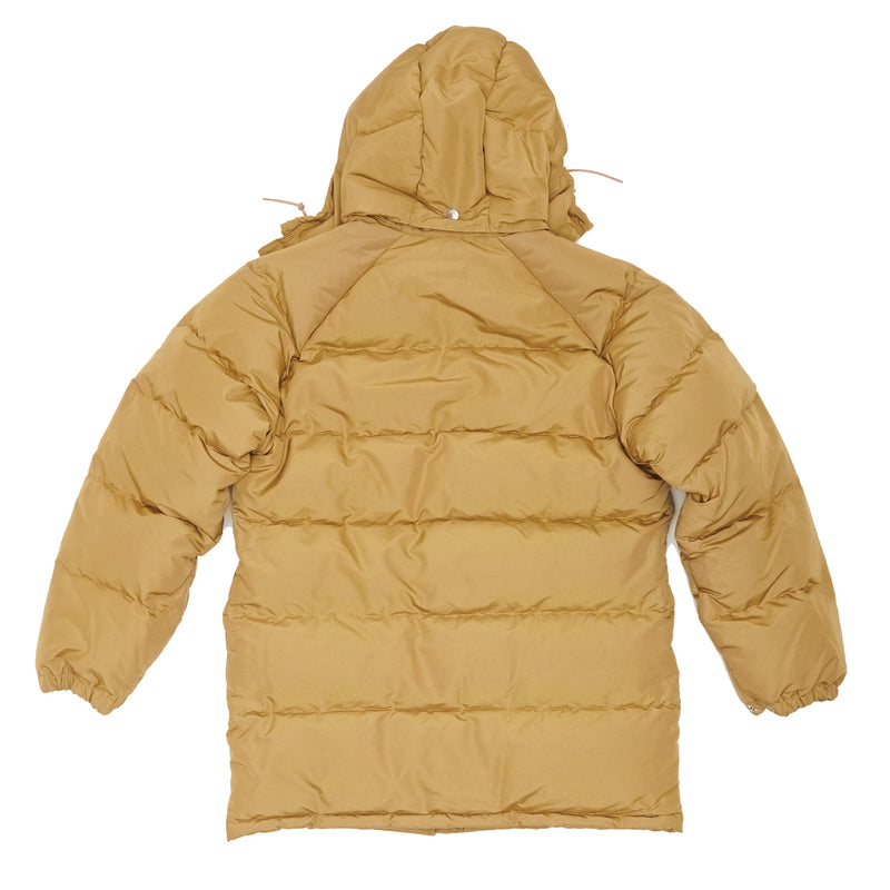 Batten-Down Parka, Orange