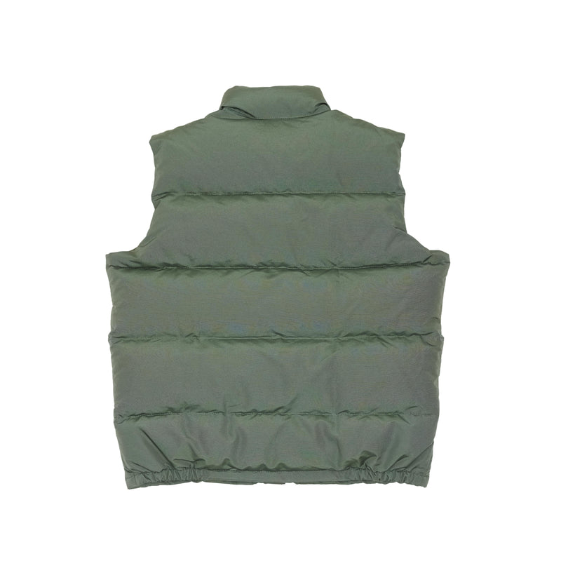 Batten-Down Vest, Orange