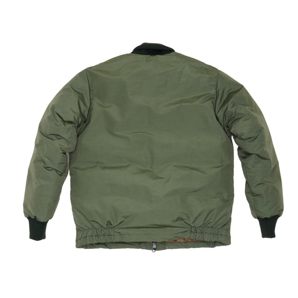 Batten-Down Deck Jacket, Olive