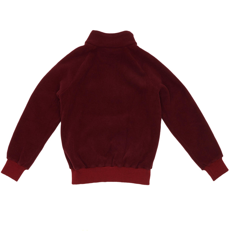 Warm-Up Fleece (FW19), Bordeaux