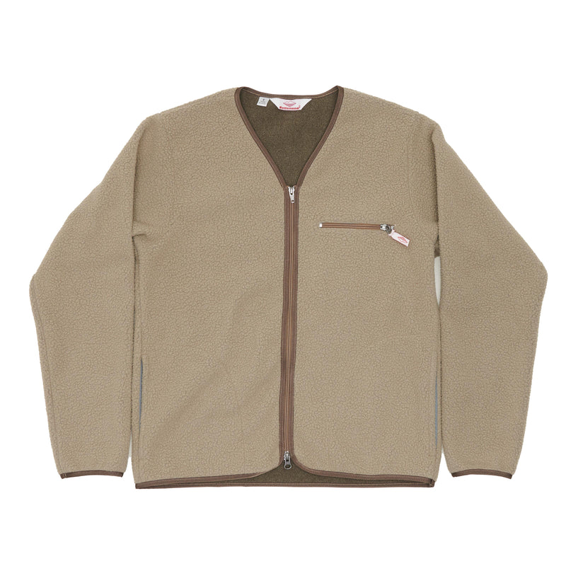 Lodge Cardigan, Beige