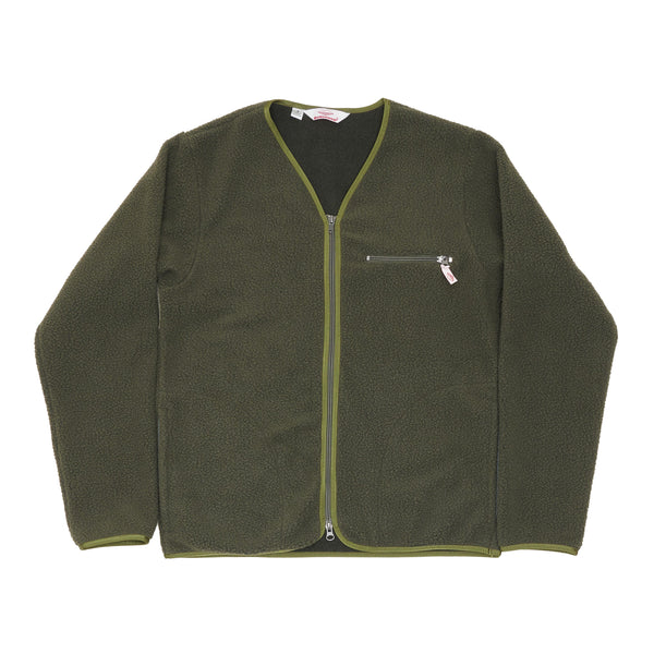 Lodge Cardigan, Olive