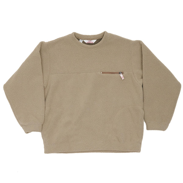 Lodge Crewneck, Beige