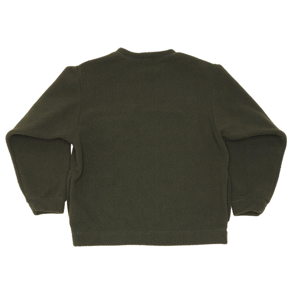 SAMPLE OF Lodge Crewneck, Olive