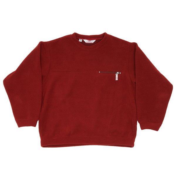Lodge Crewneck, Wine