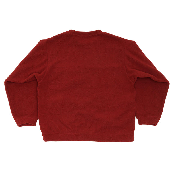 SAMPLE OF Lodge Crewneck, Wine