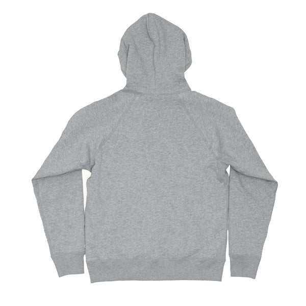 Team Reach Up Hoody, H Grey