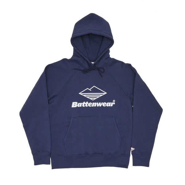 Team Reach Up Hoody, Navy