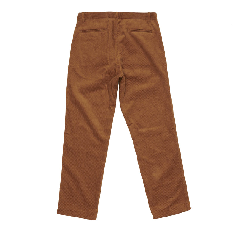 Dock Pants, Chestnut 8-Wale Corduroy