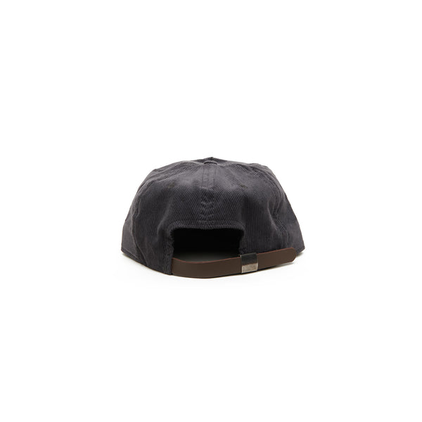 Club Cap (FW19), Charcoal