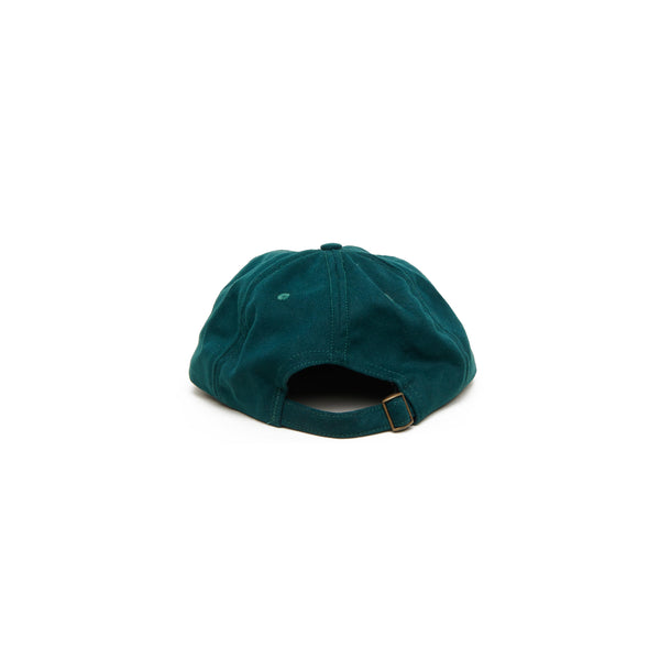 Field Cap, Spruce Brushed Denim