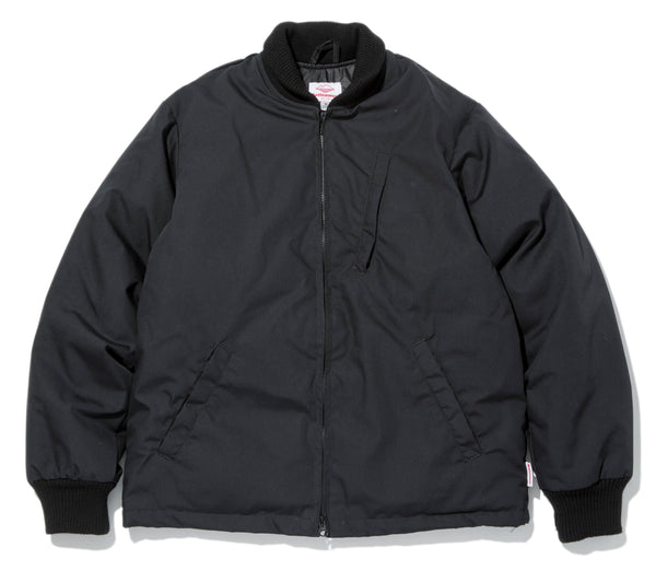 Batten-Down Deck Jacket, Black