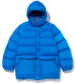 Batten-Down Parka, Blue