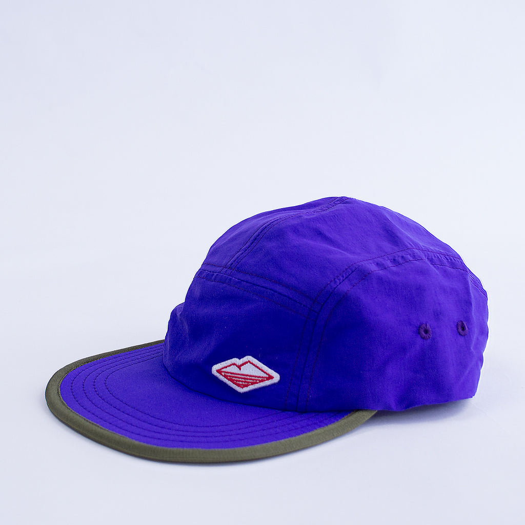 Camp Cap, Purple