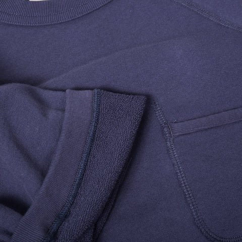 S/S Reach-Up Sweatshirt, Lavender