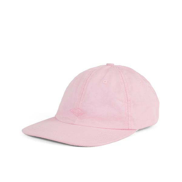 Field Cap (SS19), Pink Cotton Twill
