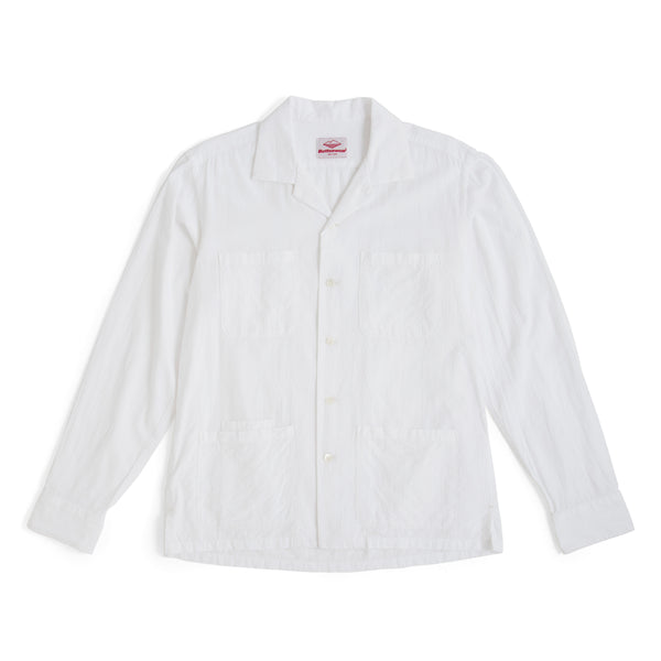 Five Pocket Canyon Shirt, White