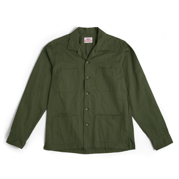 Five Pocket Canyon Shirt, Olive
