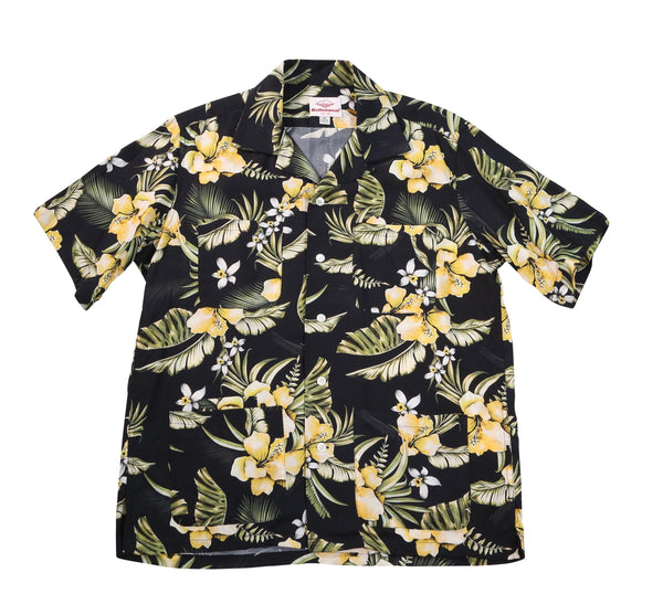 Five Pocket Island Shirt, Flower Print
