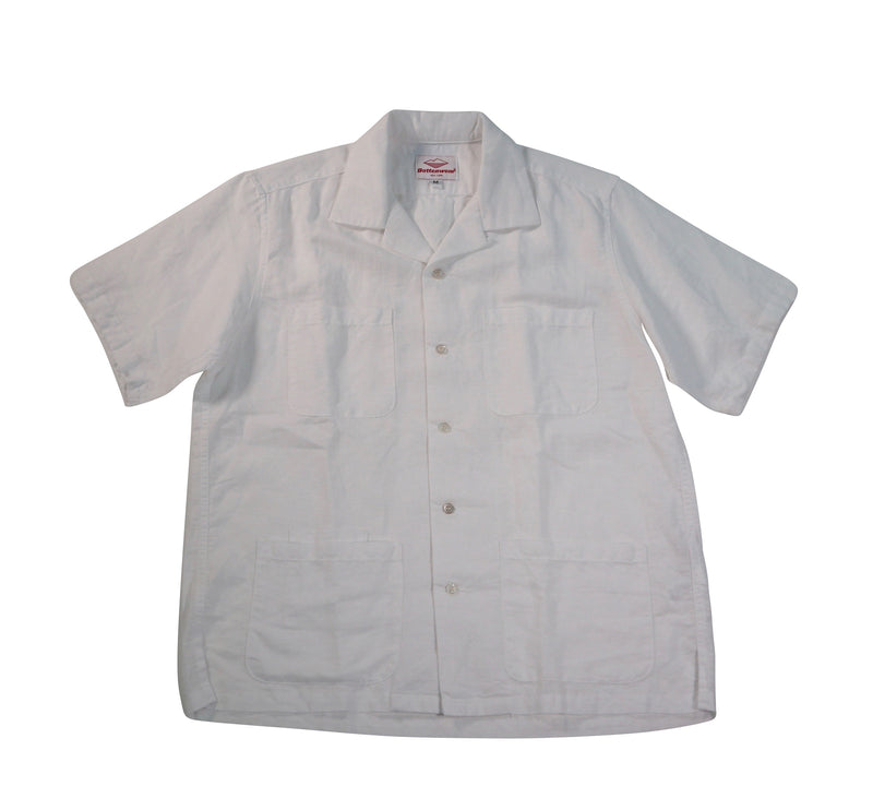 Five Pocket Island Shirt, White