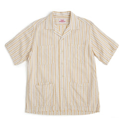 Five Pocket Island Shirt, Ivory