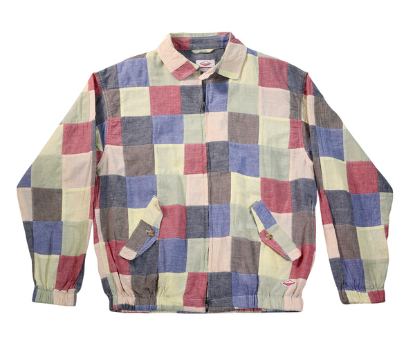 Golf Jacket, Patchwork