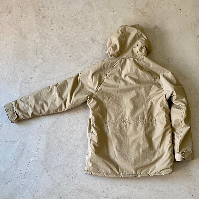 SAMPLE OF Northfield Parka, Beige
