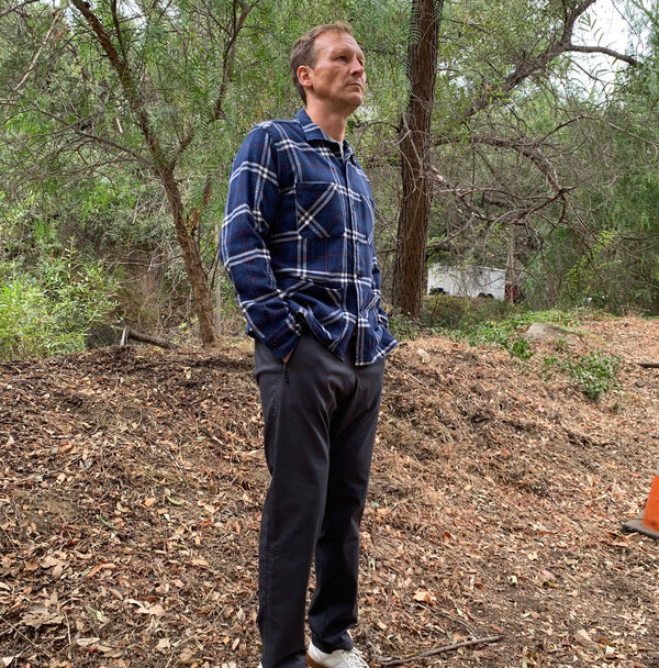 Five Pocket Canyon Shirt, Southwest  Blanket Flannel