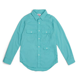 L/S Camp Shirt, Teal