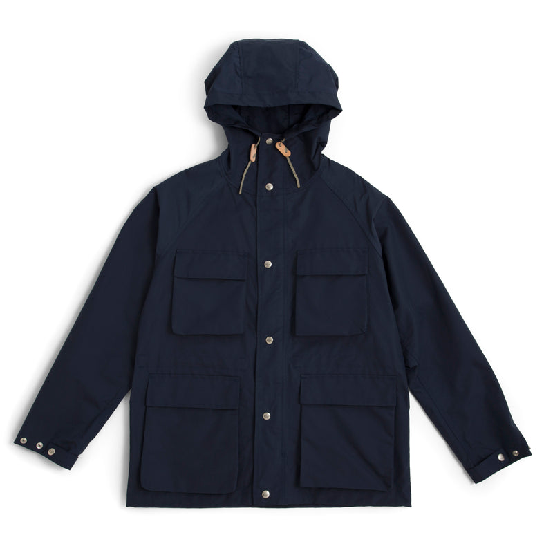 Light Shell Parka, Navy