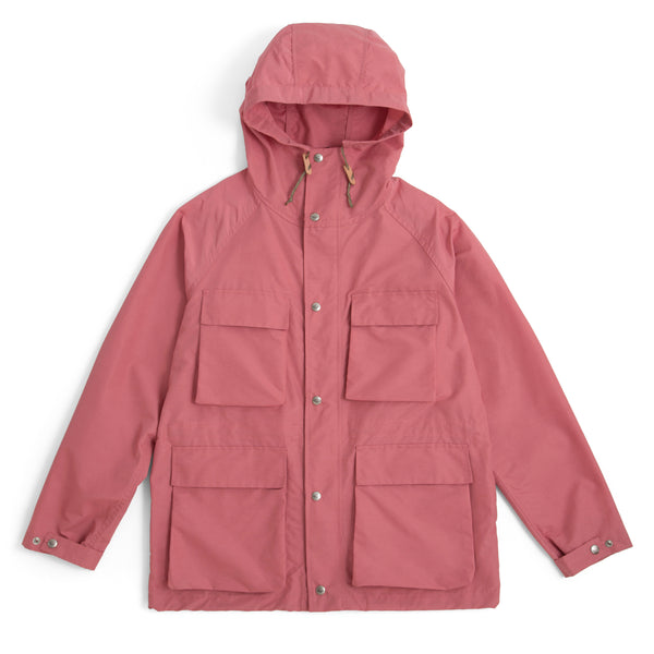 Light Shell Parka, Pink