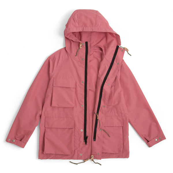 Light Shell Parka (SS19), Pink