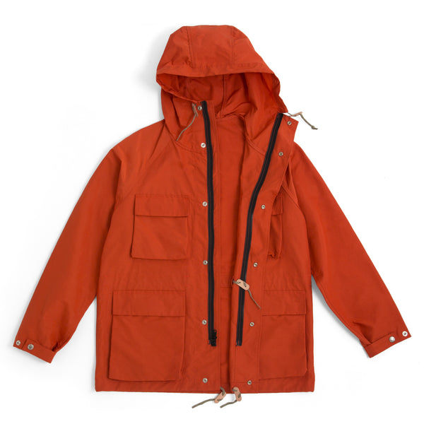 Light Shell Parka (SS19), Orange