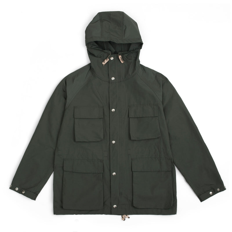 Light Shell Parka, Olive