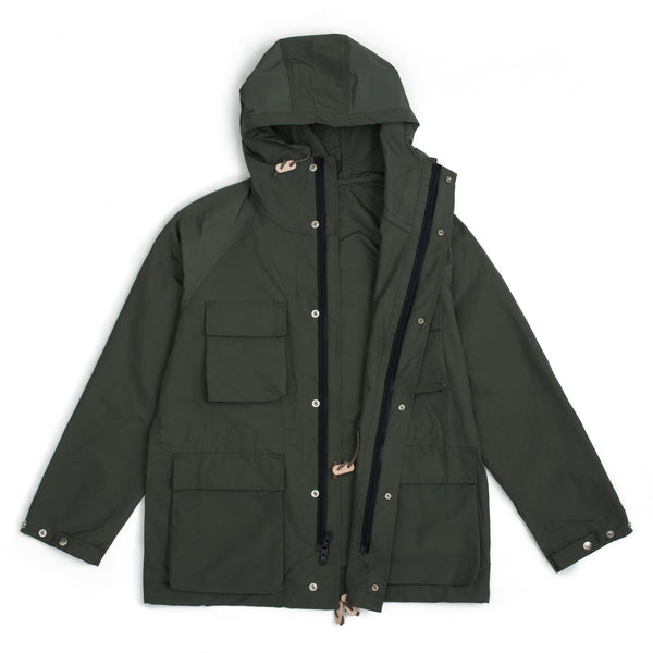 Light Shell Parka (SS19), Olive