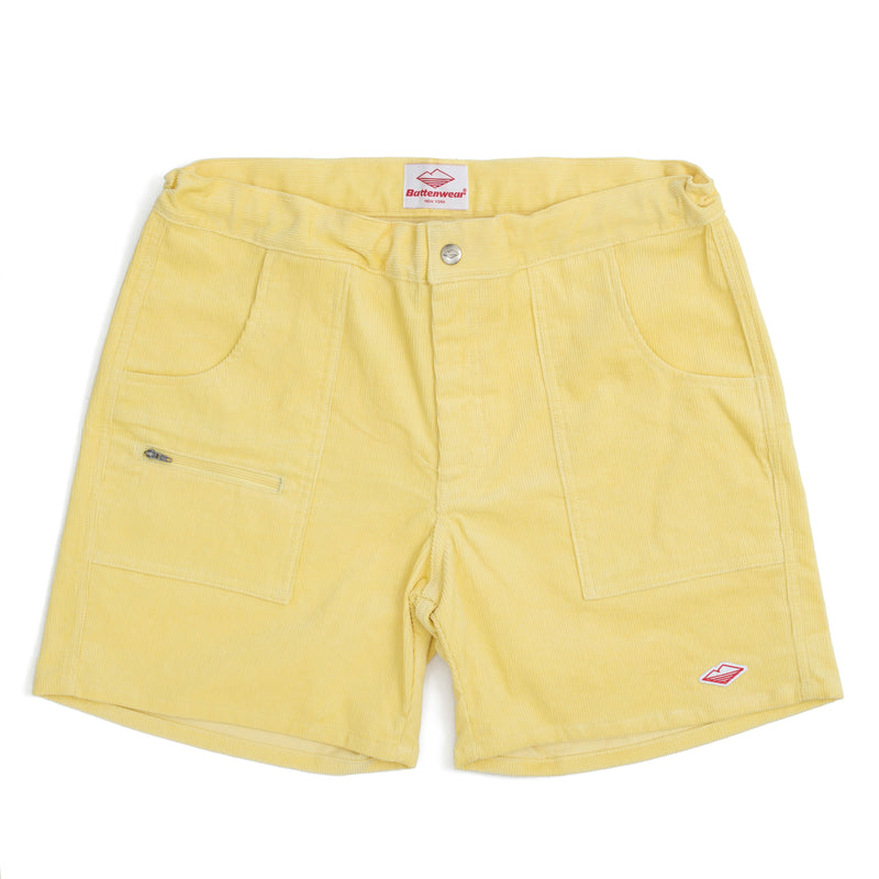 Local Shorts, Light Yellow