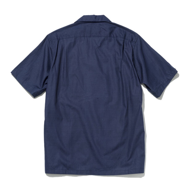 Five Pocket Island Shirt, Dark Indigo