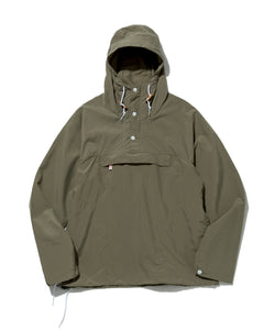 Packable Anorak, Olive