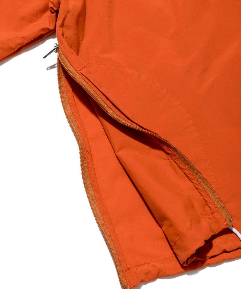 Packable Anorak, Orange