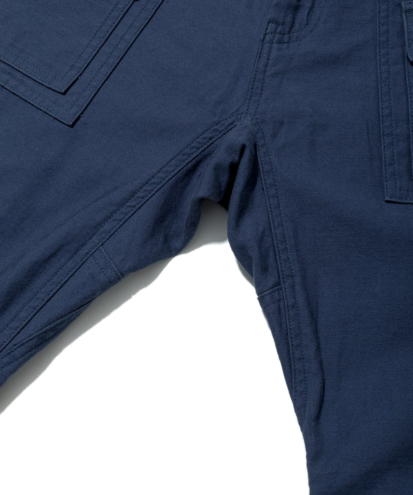 Trek Pants, Navy Back Sateen