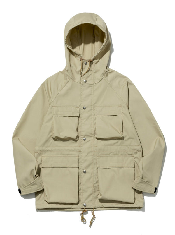 Light Shell Parka, Putty