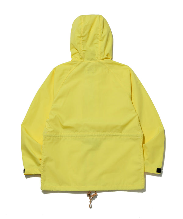 Light Shell Parka, Yellow