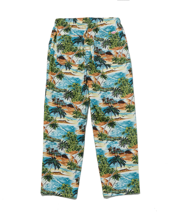 Active Lazy Pants, Island Print