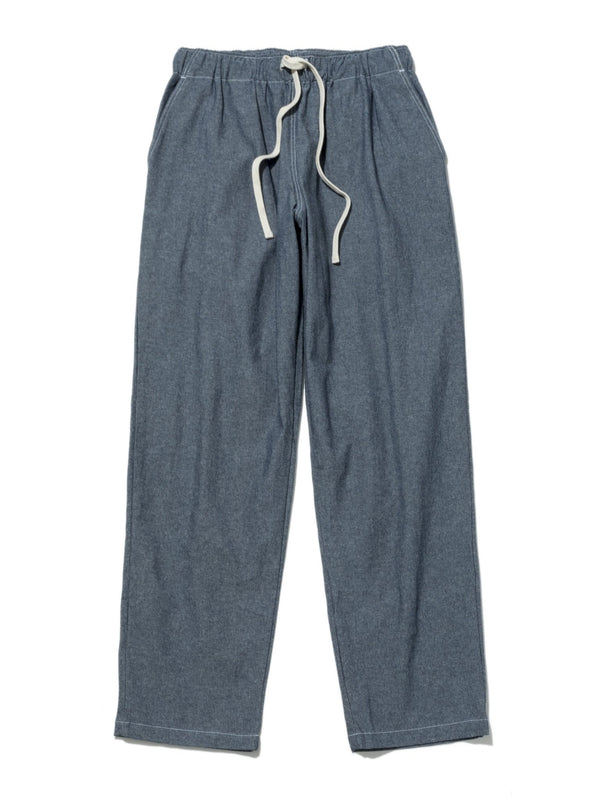 Active Lazy Pants, Chambray Blue