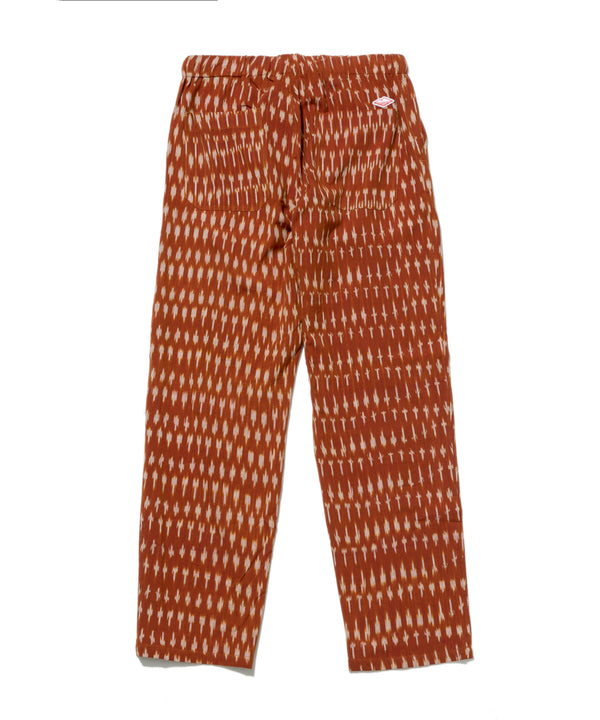 Active Lazy Pants, Clay Ikat