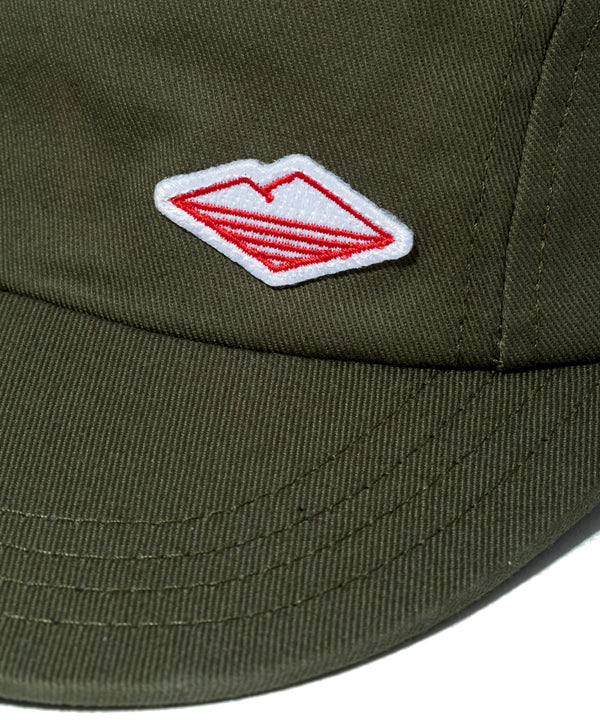 Travel Cap, Olive Cotton Twill