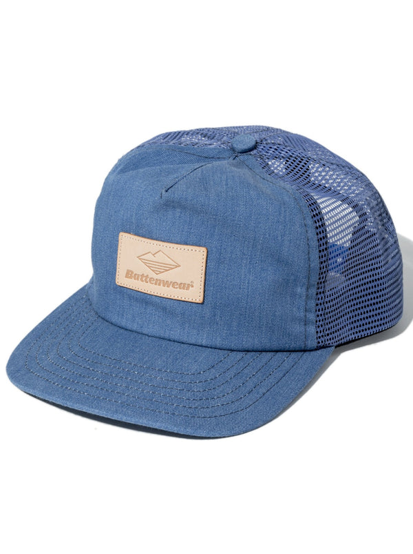 Club Cap, Postal Blue