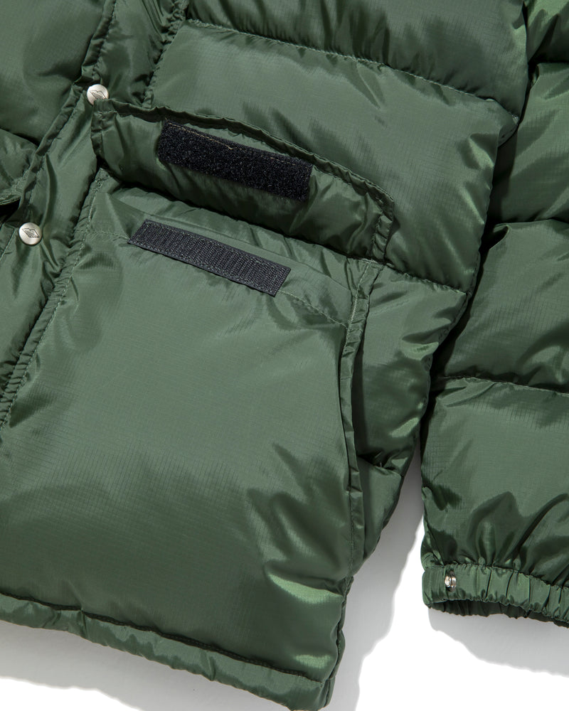 Batten-Down Parka, Olive