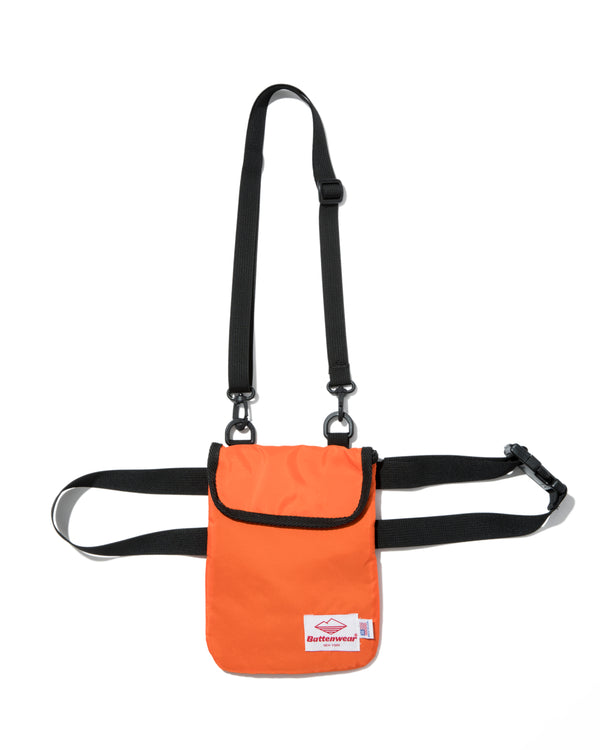 Travel Pouch, Orange