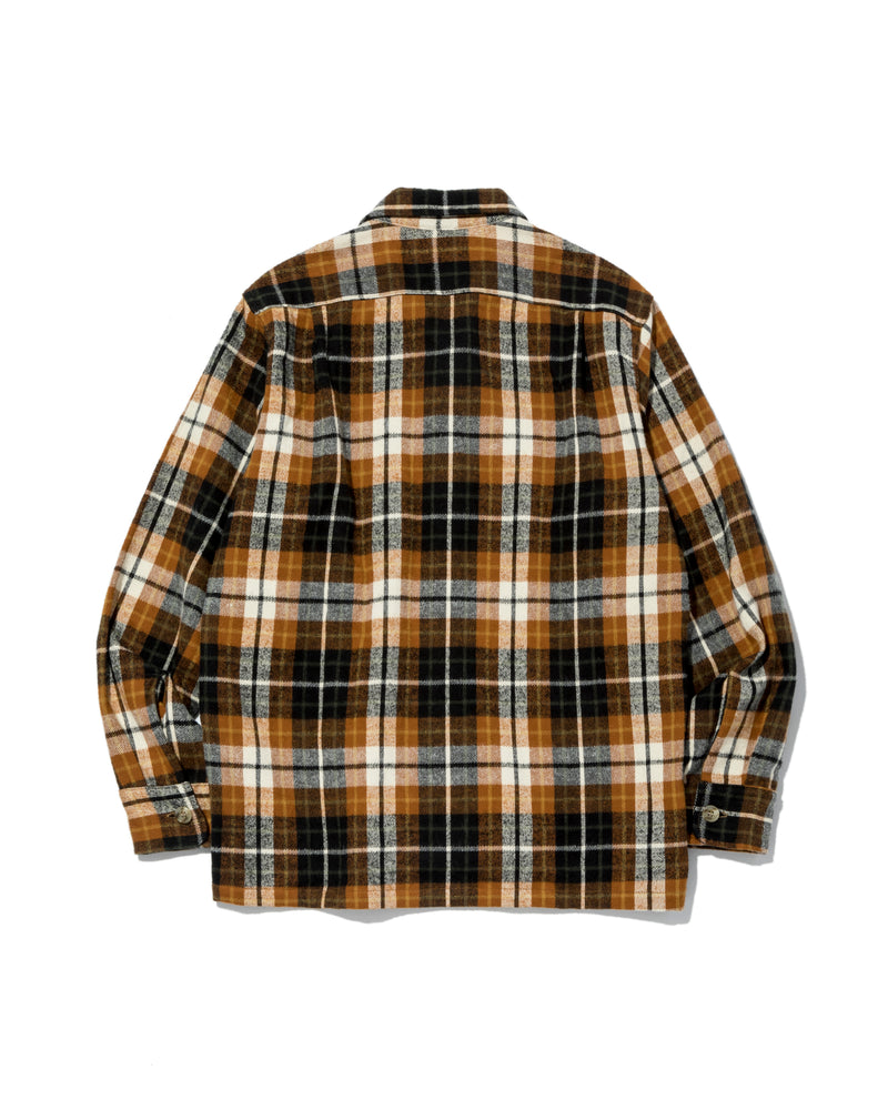 Five Pocket Canyon Shirt, Chestnut Plaid